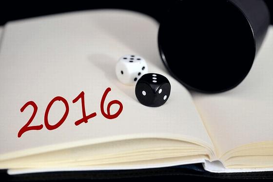 2016年を振り返る ~ 今年の反省 ~