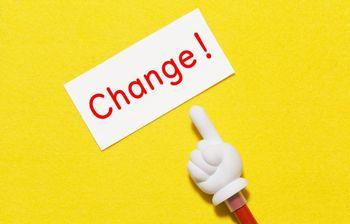すべての人と付き合うことは不可能。できることは自分が変わること