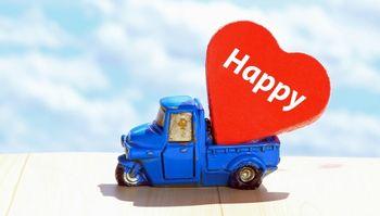 幸せは形がないもの。何が幸せなのかも人によって異なる
