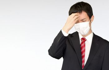 風邪をひくとデメリットが多い!