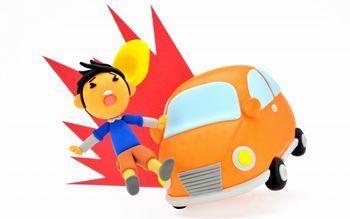 交通事故は本当に気をつけなければいけない。常に注意すること