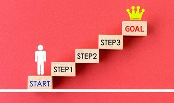 目標を持つことで、その目標を達成するためには、何が必要なのかを自分で考えるようになる!