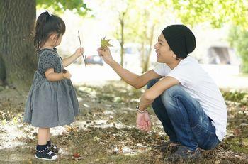 親は口だけでなく、自分の行動で示すことが必要