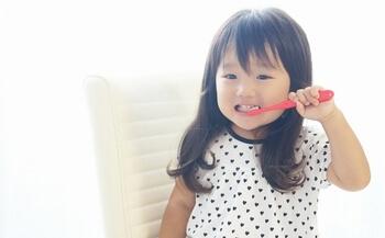 歯磨きは毎日の積み重ねになる
