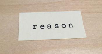 人に商品を勧めるには、「勧める理由」がある。その理由がなければ、自分の利益のために商品を売りつけようとしているだけ。必ず理由を書くことが必要。